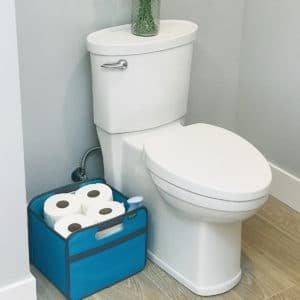 bathroom storage ideas with Storage boxes