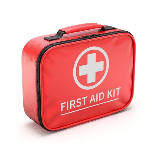 car first aid kit 3d model obj fbx blend