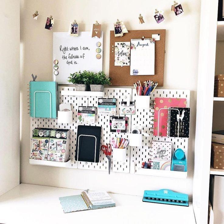office peg board