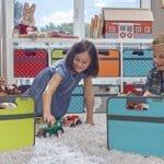 Playroom Storage Ideas – How To Organize A Playroom