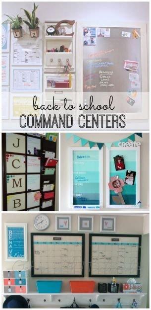 Home School Command center