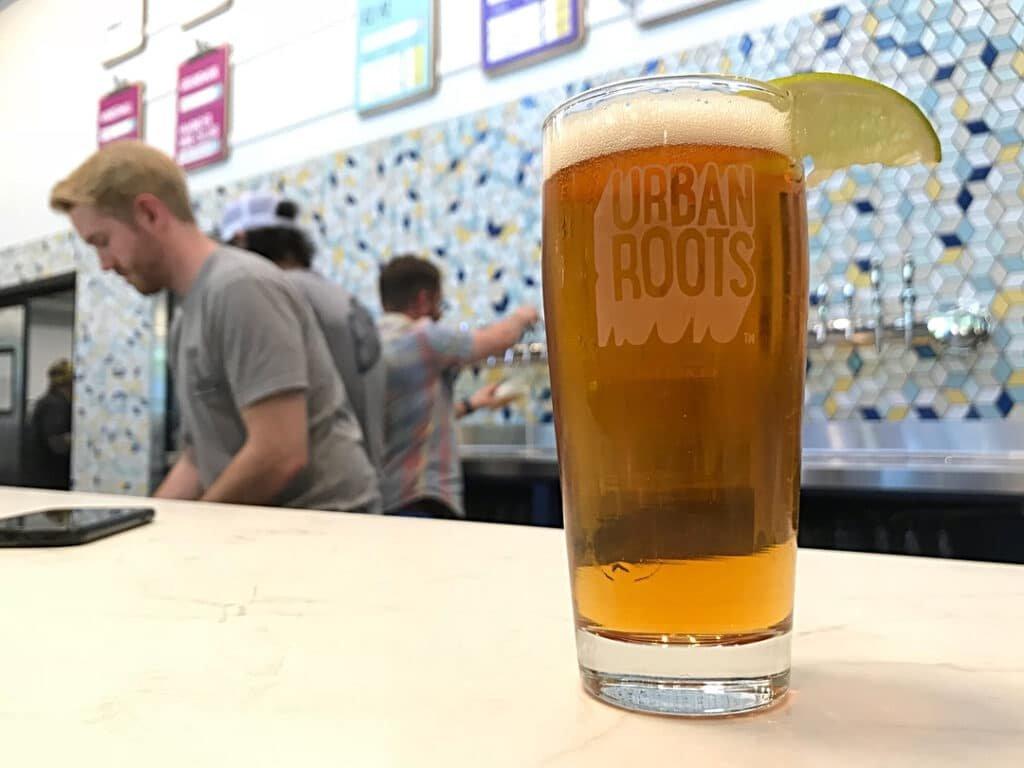 urbanroots lager