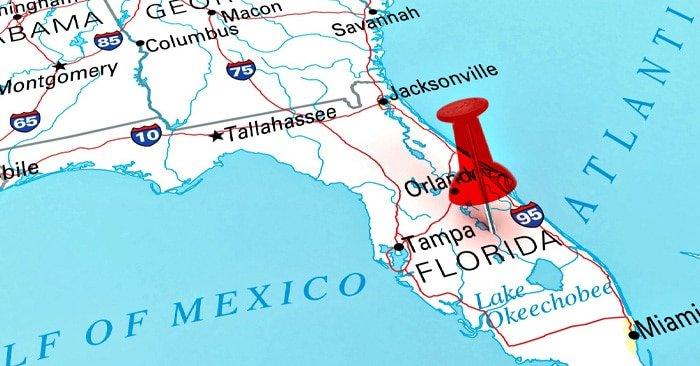 Florida Road Trip Banner