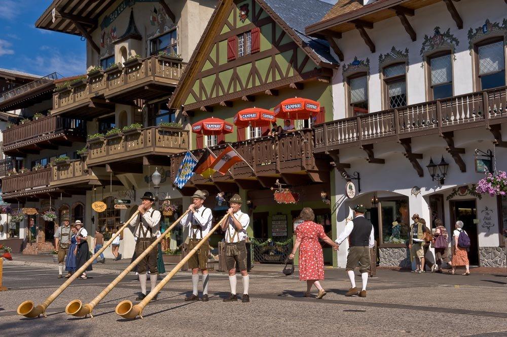 Summer in Leavenworth